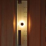 Sauna Pro - Clepsidra iluminata