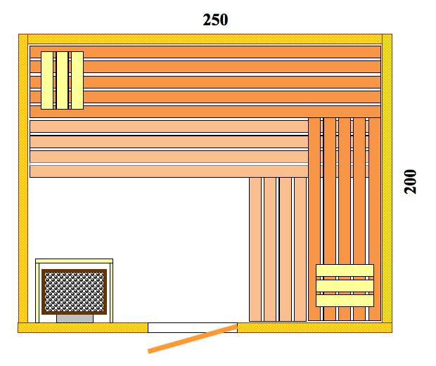 Schita Sauna Pro Eco